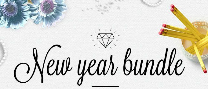 New Year Bundle 2020 - Year 1 / Year 2 - KS1