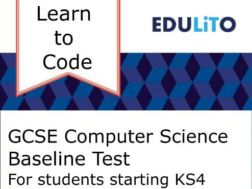 GCSE Computer Science Baseline Test