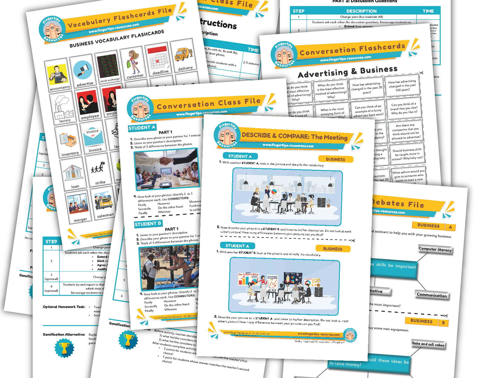 Business Unit - ESL Activity Bundle