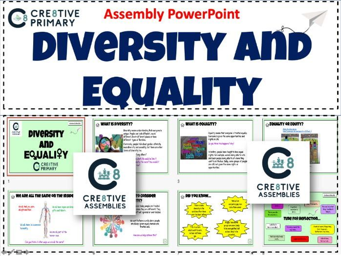 Diversity and Equality  Assembly