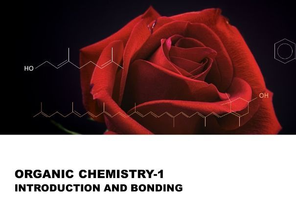 IGCSE Organic Chemistry 1: Introduction and Bonding