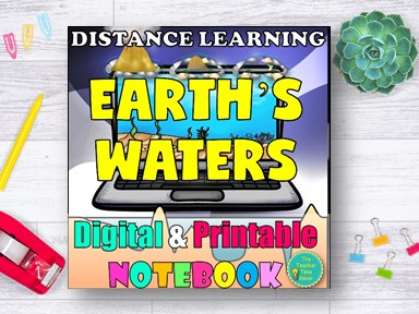Oceanography Distance Learning Earth Science Unit