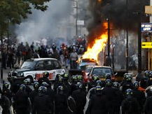 2 -3 lessons on the London Riots with literacy targets. Focus on persuasive writing.