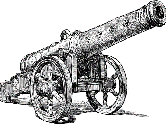 The Cannon - Change in Warfare