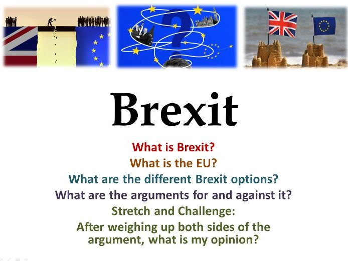 Brexit: what it is, our options, potential benefits and problems