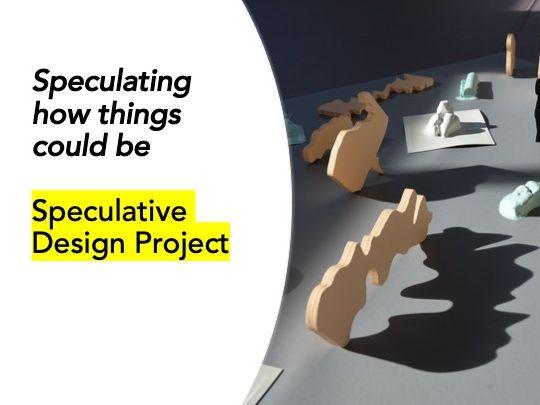 Speculative Art or Design Project KS4 KS5