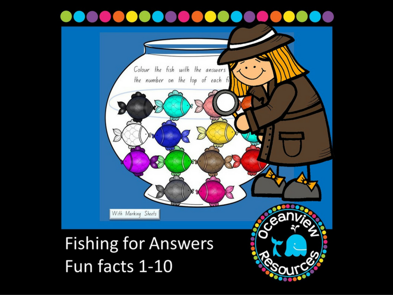Fishing for Answers Fun Facts 1-10