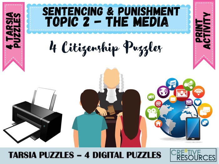 Punishment Sentencing and the Media Puzzles