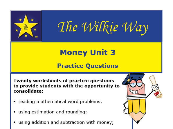 Money Problems Unit 3 (Y5) Practice Questions