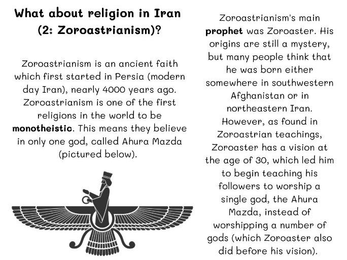 Geography country pack - Iran (pdf)