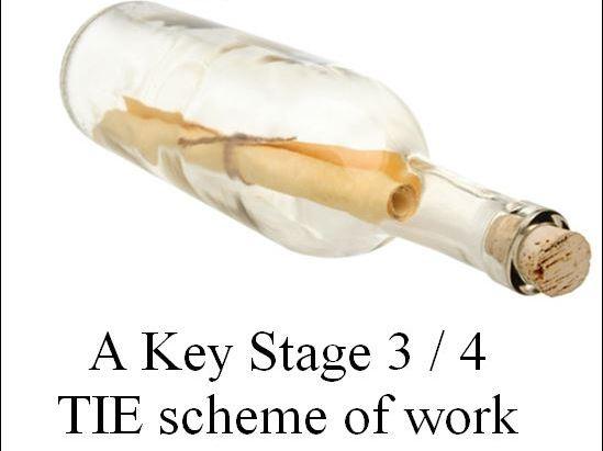 Message in a Bottle - TIE Scheme
