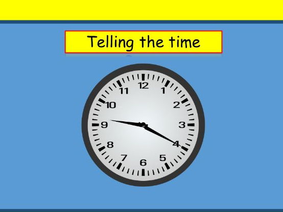 Time worksheets for KS1/2