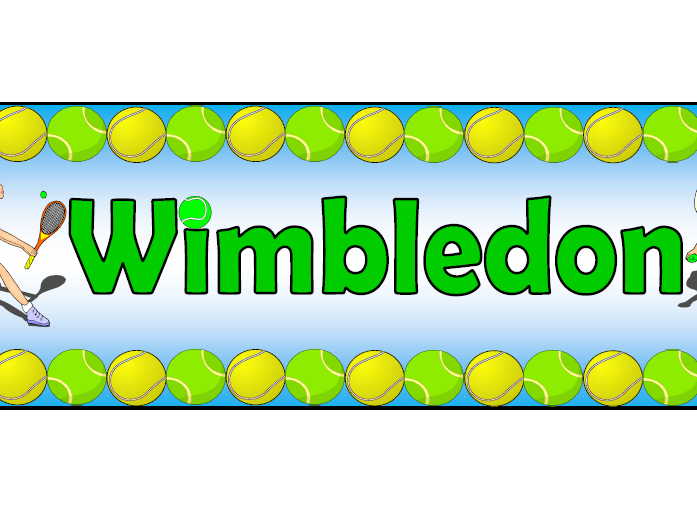 'Wimbledon' Themed Pack