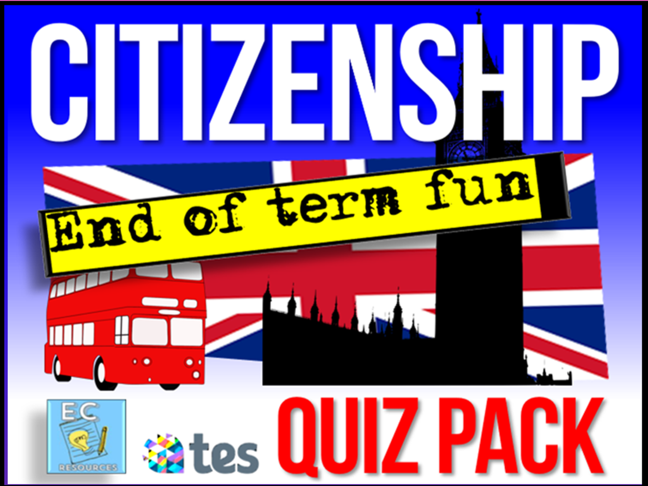 Citizenship Quiz Pack