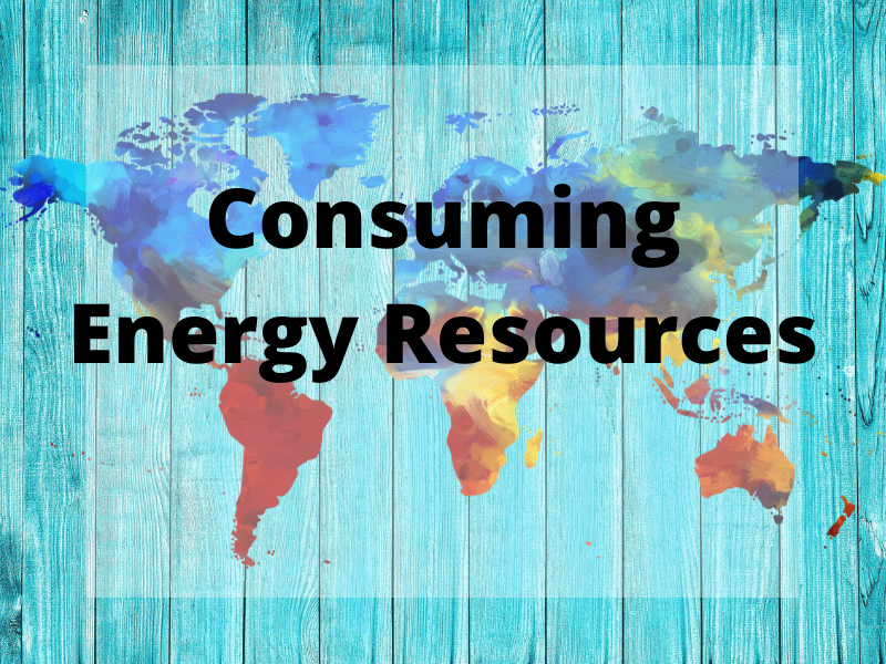 GCSE Geography Edexcel B - Personalised Learning Checklist (PLC) - Consuming Energy Resources