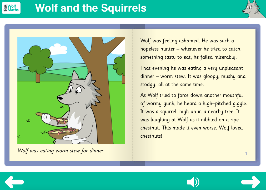 Subtraction to 10 - Interactive Storybook - KS1 Number