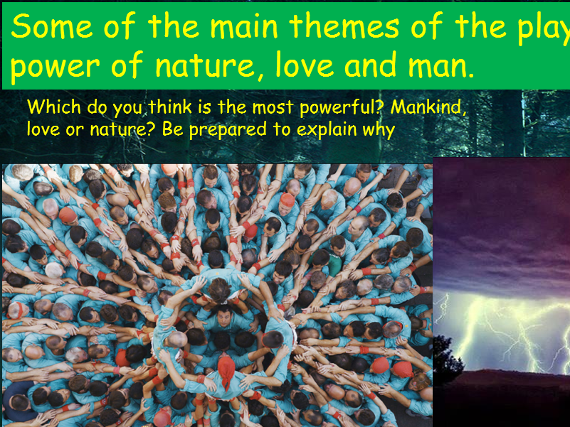 KS3 Literature Poetry and Prose