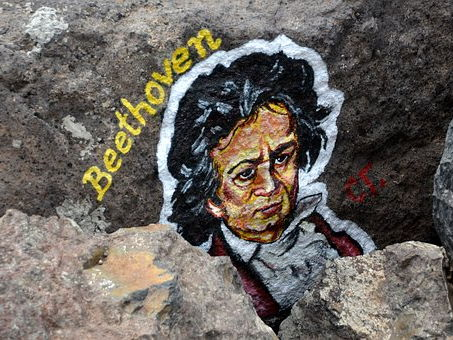 Life of Beethoven - Presentation, Writing Activities and Fun Quiz