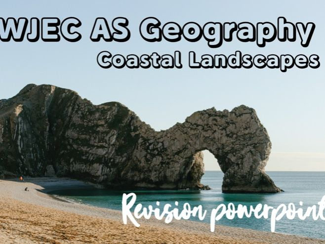 Changing Landscapes- WJEC A Level Geography (Powerpoint 5)
