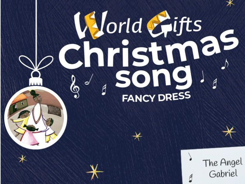 Christmas song fancy dress quiz