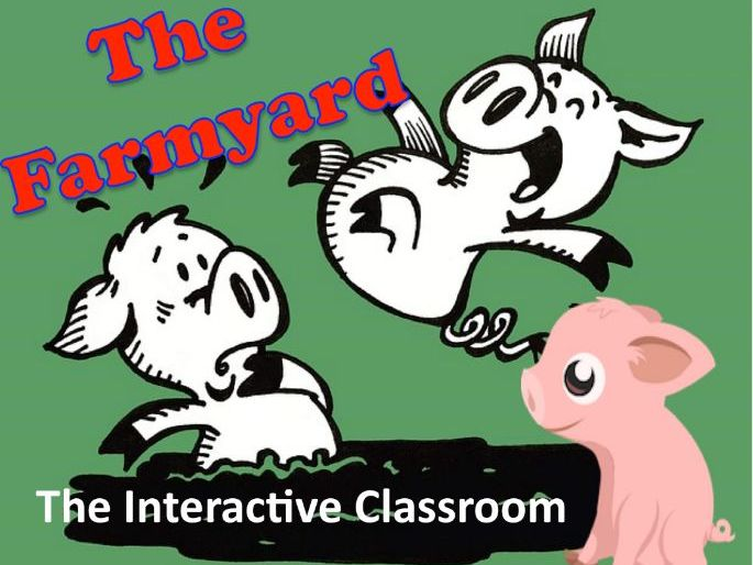 The Farm Yard - Interactive Literacy