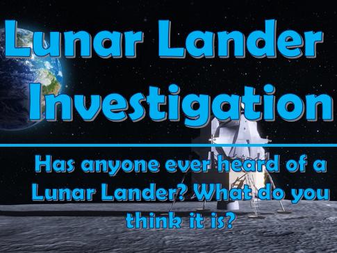 Lunar Lander Challenge