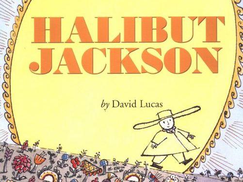 HALIBUT JACKSON WRITING FRAMES!