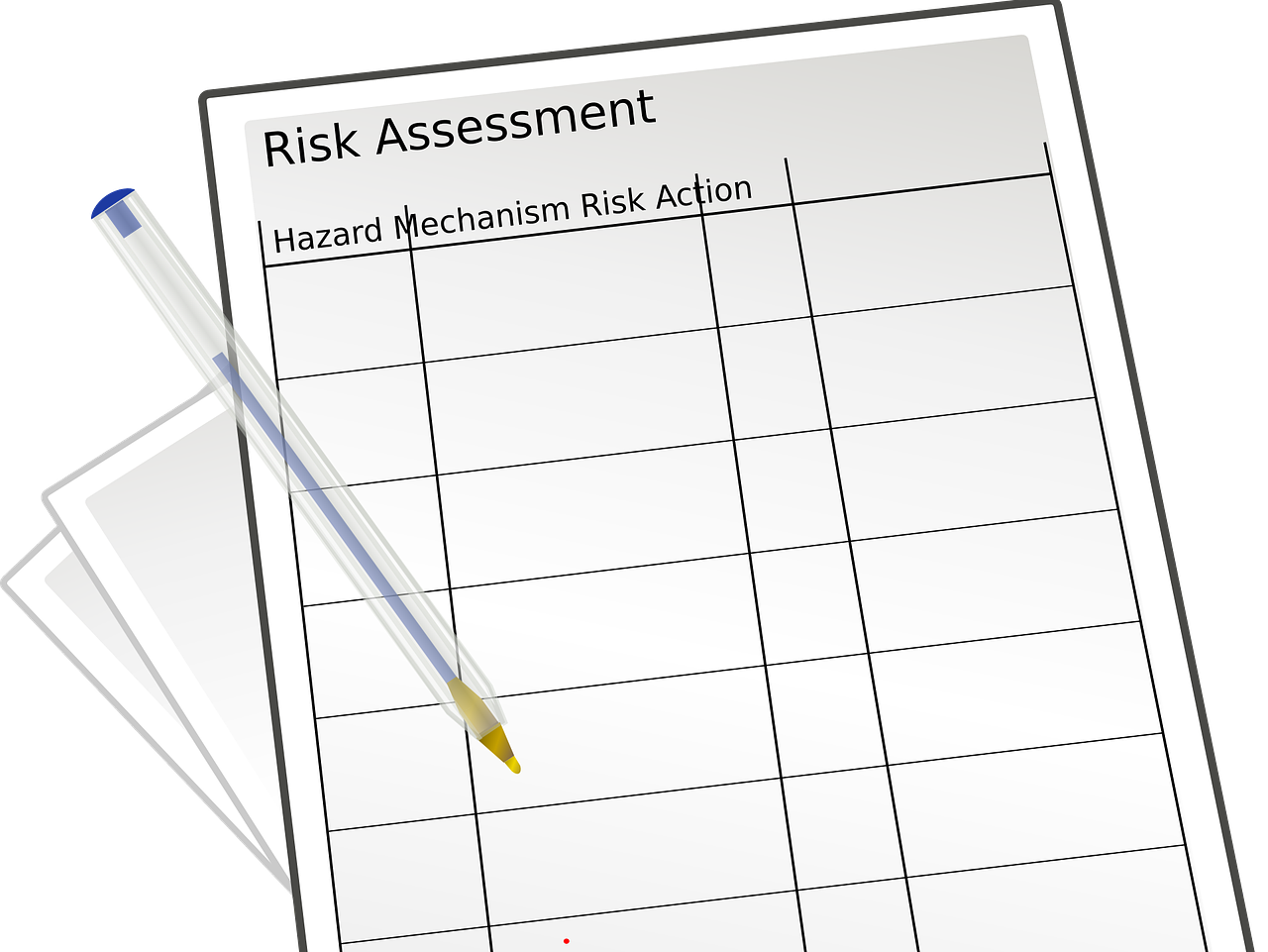 Risk Assessment for PE