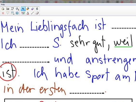 KS3 Echo1 Wie findest du Deutsch? interactive