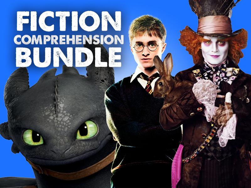 Fiction Comprehension Bundle