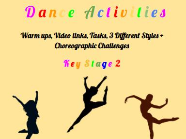 KS2 Dance Activities SOW