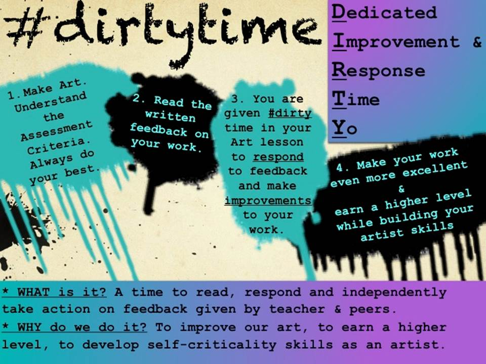 DIRT time Dedicated. Independent. Response. Time