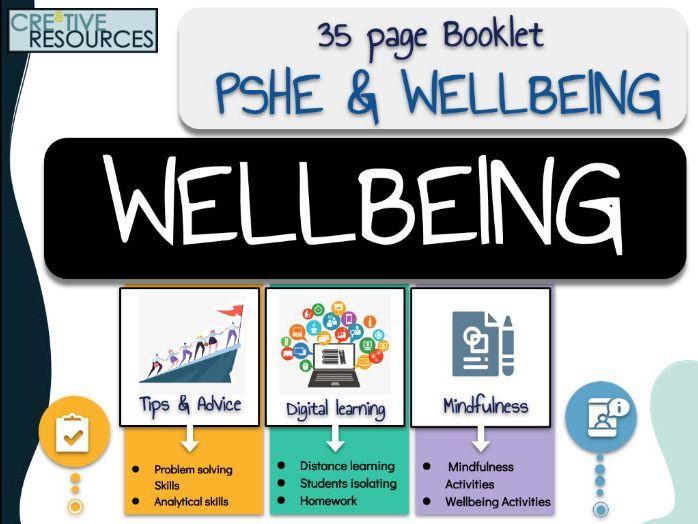 PSHE Mental Health Booklet