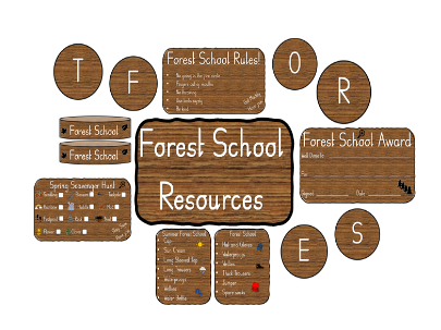 Forest School Bundle