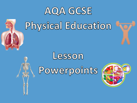 AQA Physical Education - Types of Training (Full Lesson PowerPoint).