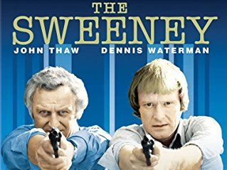The Sweeny - Eduqas GCSE Media - TV Crime Drama