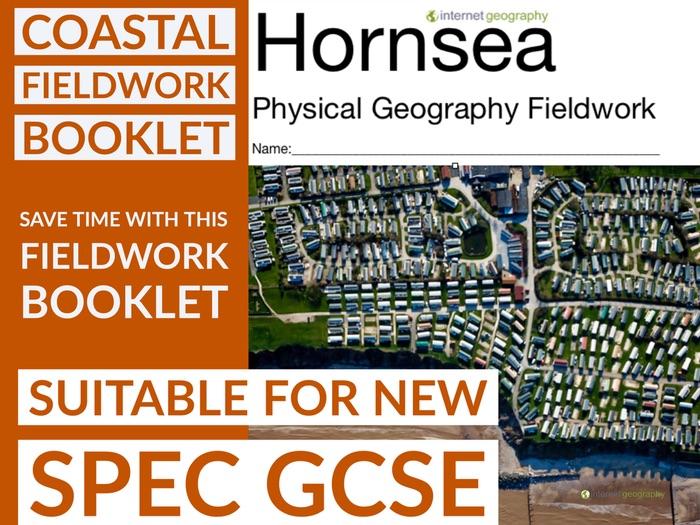 GCSE Geography 9-1 Hornsea Fieldwork Booklet