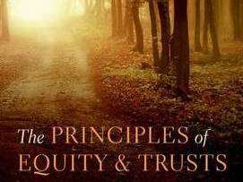 Equity and Trusts-Charitable Trusts Notes