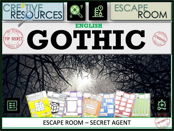 Gothic - Dracula FRANKESTEIN