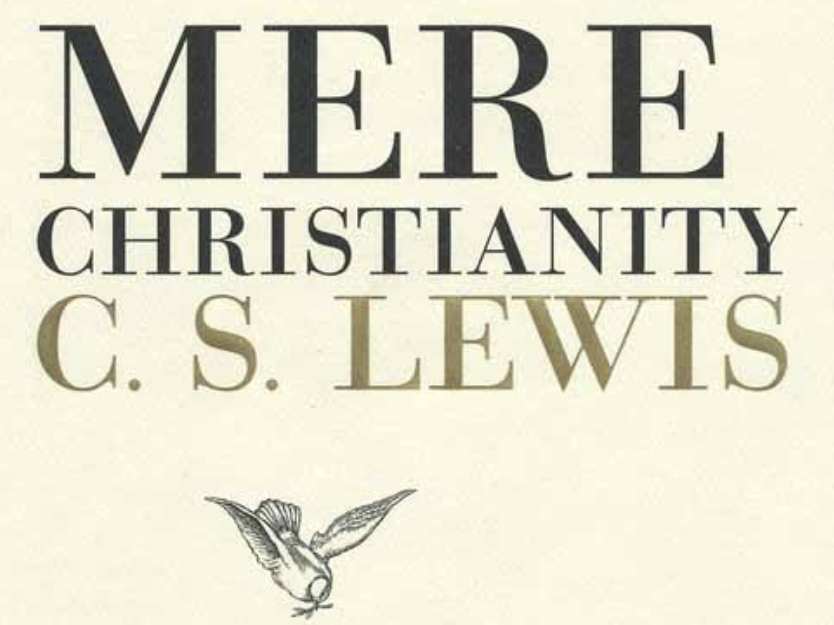 C.S. Lewis - Mere Christianity PPT (Book 1, Chapter 3)