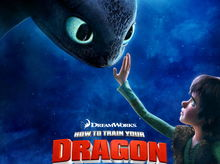 Movie 'How to Train Your Dragon 1'  Comprehension worksheet & Key