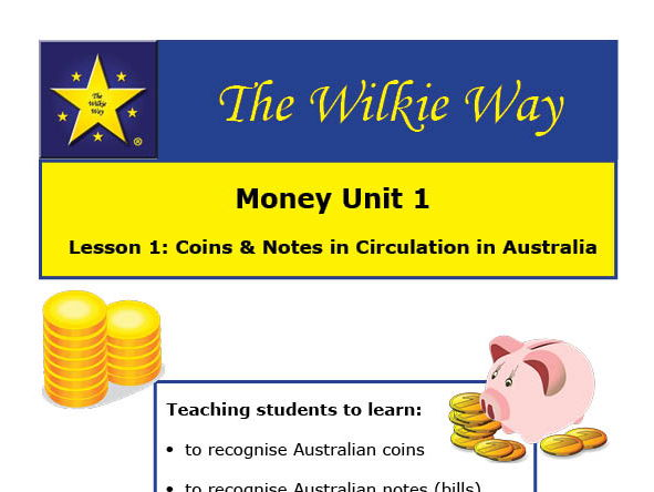 Coins and Notes in Circulation in Australia