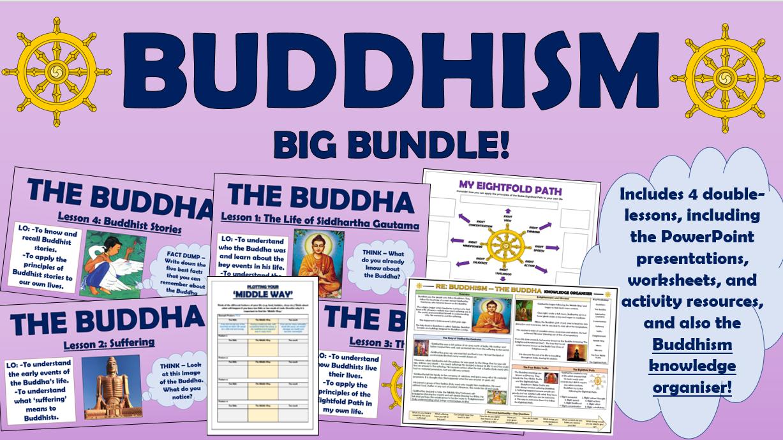 Buddhism KS2 Big Bundle!