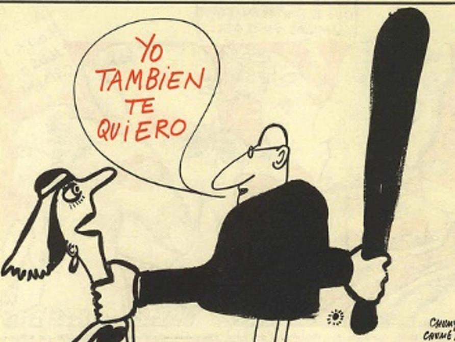MALO ( domestic violence/ violencia de género) Spanish A level