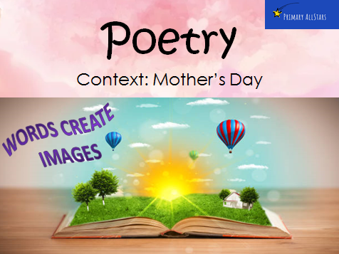 Mother's Day Poetry KS2