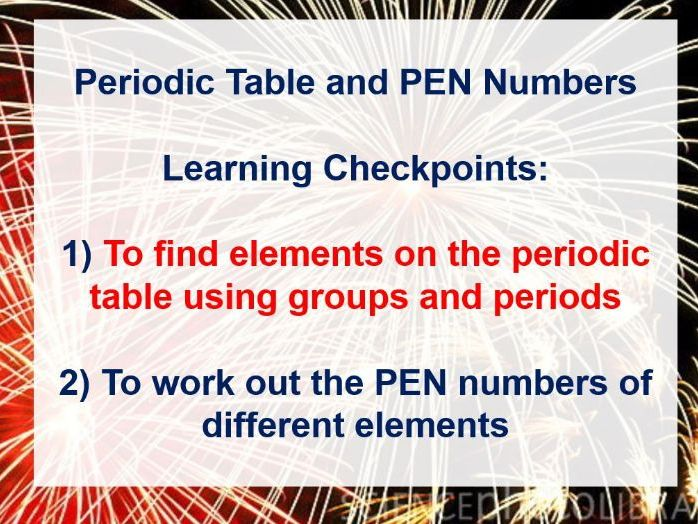 Combined Science Trilogy AQA Chemistry Topic 1 - Periodic Table and Atomic Structure