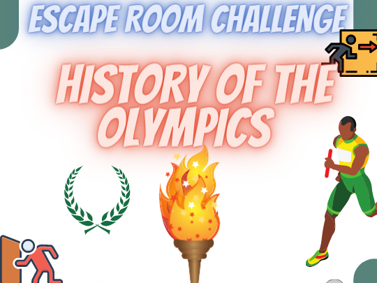 Olympic Games History Escape Room