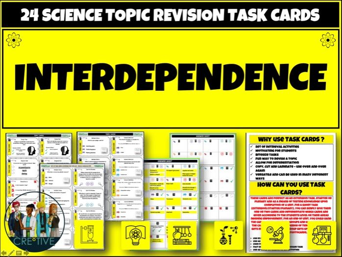 Interdependence - Science