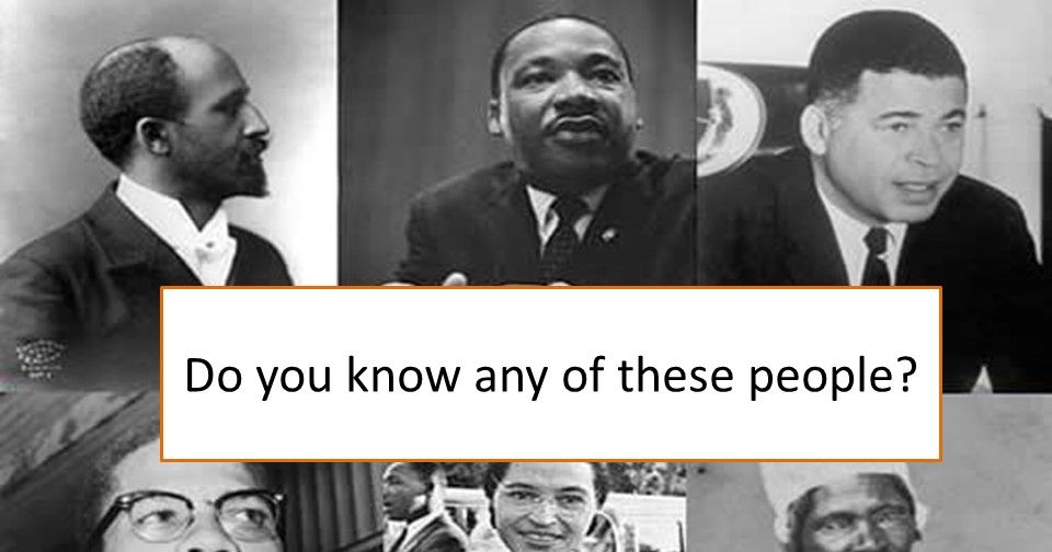 Black History PSHE lesson and resources