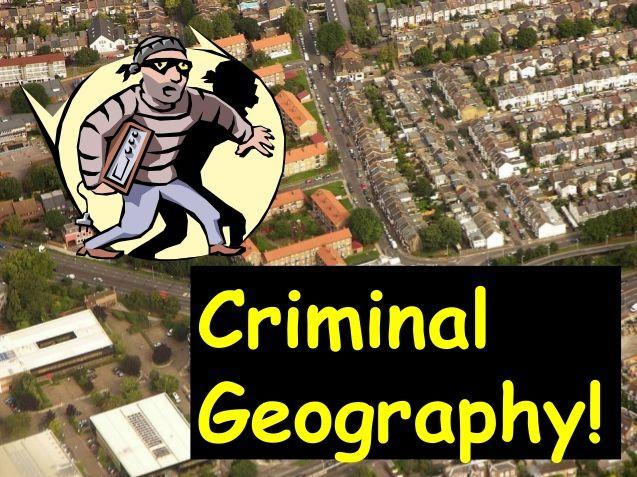 Key Stage Three Georgraphy Crime